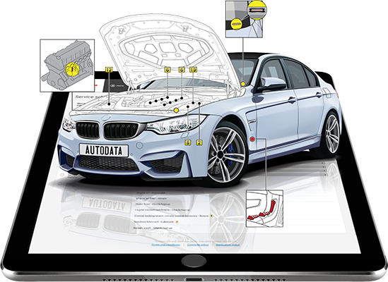 Механик  со Autodata Online